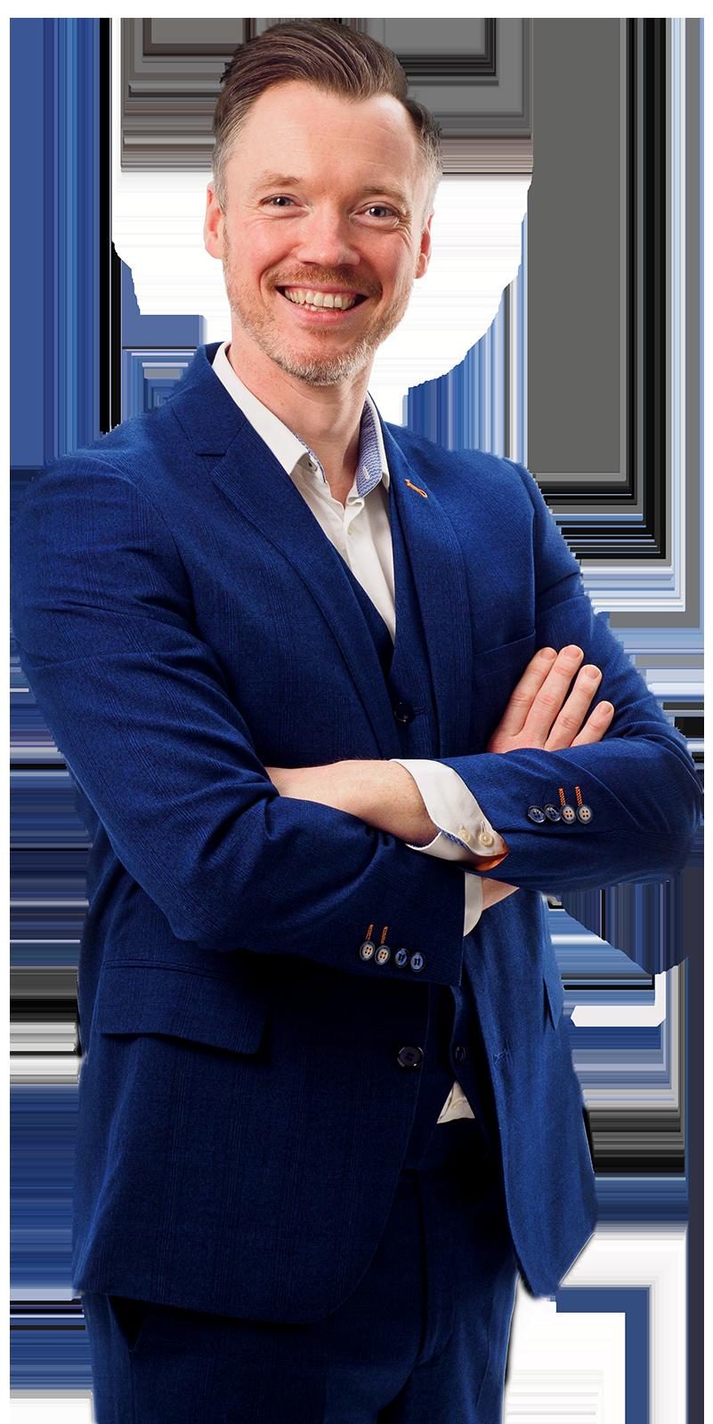 Adam Foster, Managing Director